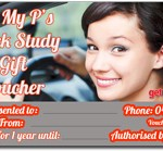 driving school brisbane quick study gift voucher